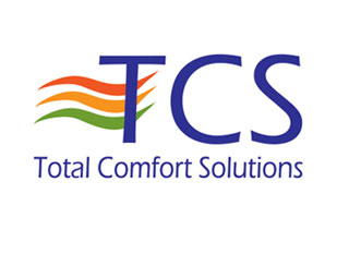 Total Control Solutions logo and branding design image