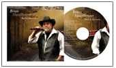 Brian Hazelbower CD Design